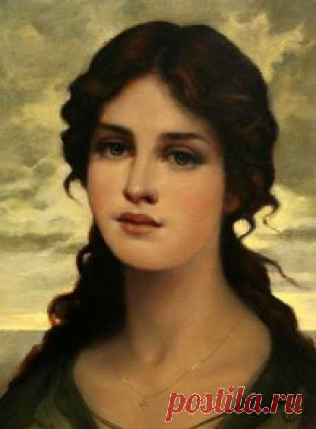 Ken Hamilton | Love this... It reminds me of Belle. This painting could easily have been the model for her character.