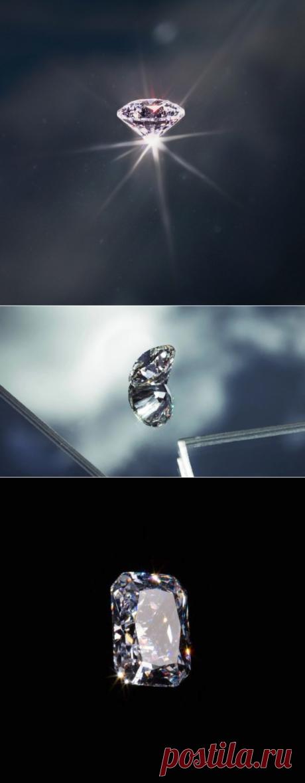 Бриллианты теперь производят из воздуха. Как это возможно? - Hi-Tech Mail.ru