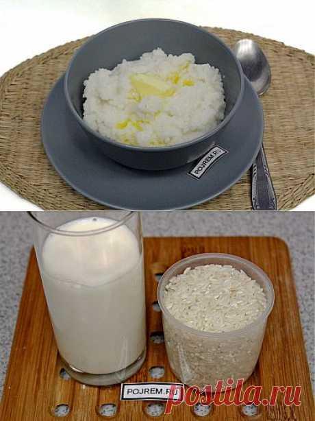 Рисовая каша в мультиварке - рецепт с фото