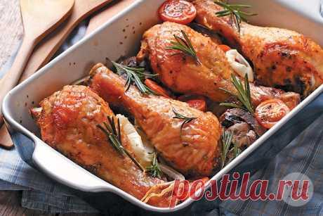 8 самых разнообразных рецептов блюд из курицы   Рецепты   Здоровая жизнь   Tele.ru