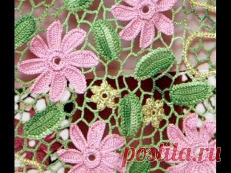 Цветок со столбиками кукурузное зерно