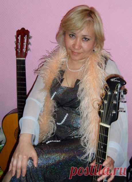 Елена Чумидина (Шкурина)