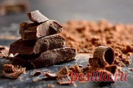 5 веских причин есть черный шоколад | Здоровье и красота | Яндекс Дзен