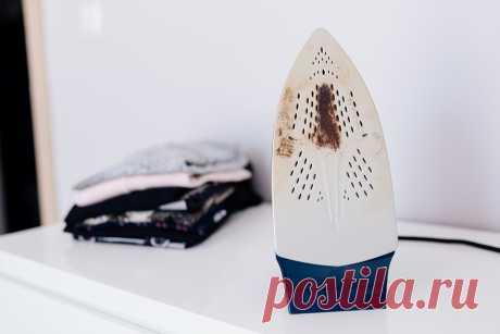 Как почистить утюг в домашних условиях: 6 способов — Мастер-классы на BurdaStyle.ru