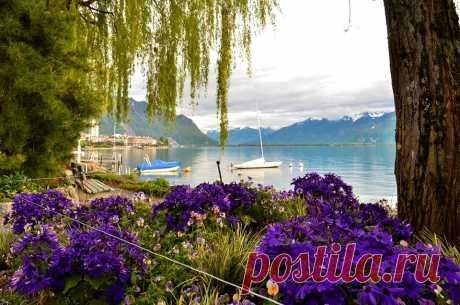 Монтрё (Montreux),Швейцария