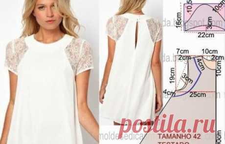 6 стильных выкроек платьев, которые идеально подойдут на любую фигуру! — Мир интересного
