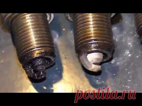 Капитальный ремонт двигателя LADA Niva .