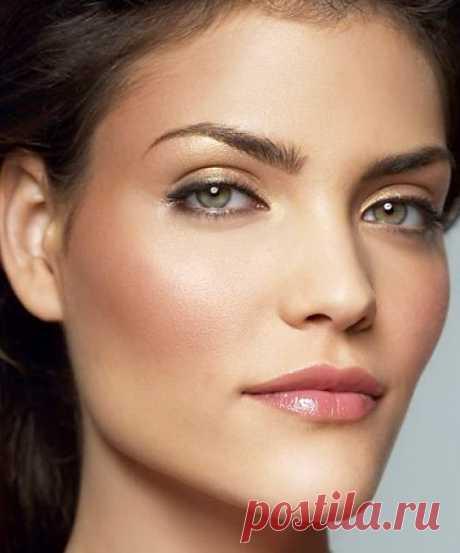 Fresh макияж на каждый день.Будьте всегда свежи и прекрасны!