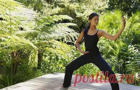 """Китайская гимнастика для похудения   Журнал """"JK"""" Джей Кей В чем же секрет китайской гимнастики для похудения? Дело в том, что упражнения данной гимнастики основаны на копировании движений животных..."""