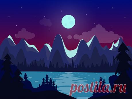 200+ Бесплатные Ночной Пейзаж & Ночь изображения - Pixabay