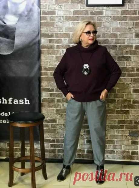 Пять фасонов свитеров, которые покупают на эту осень самые модные женщины   Эликсир молодости   Яндекс Дзен