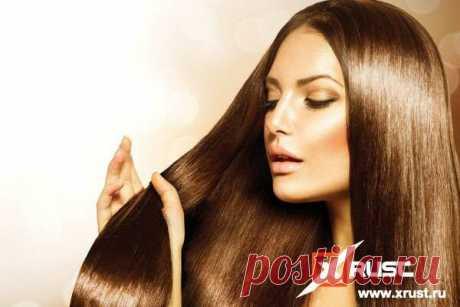 Густые и крепкие волосы: рецепт маски | Xrust | Яндекс Дзен
