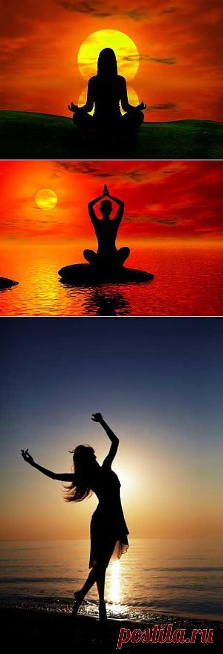 Солнце и море, огонь и вода