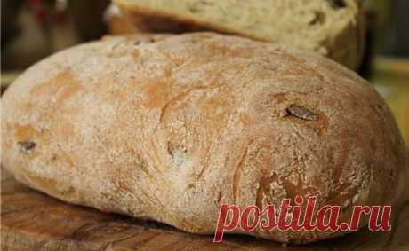Оливковый хлеб | Соль и Сахар