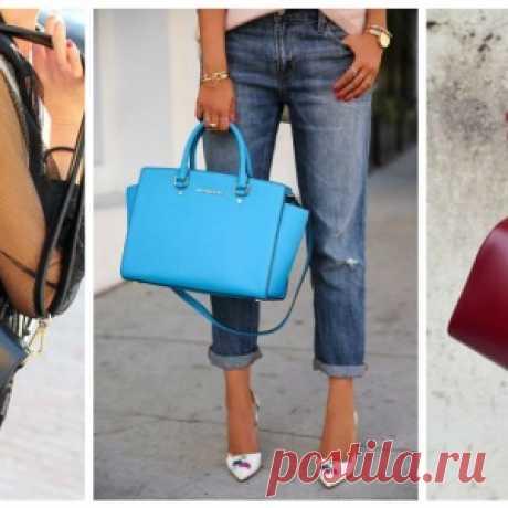 7 видов сумок которые должны быть у каждой женщины - МирТесен