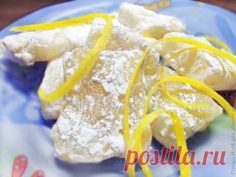 Восточные конфеты Рахат-лукум, рецепты с фото