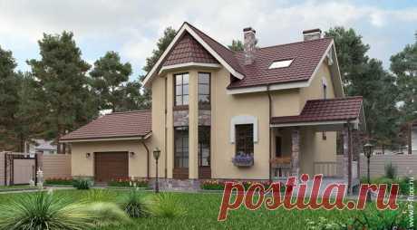 Пошаговое обучение созданию проектов загородных домов | проектируй.рф