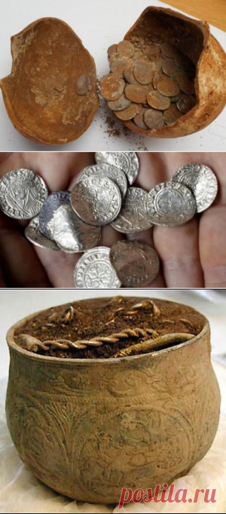 Отец и сын нашли русские монеты в Англии стоимостью 95.000.000 рублей | Остров находок | Яндекс Дзен
