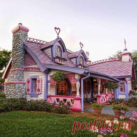 Самые оригинальные и удивительные дома