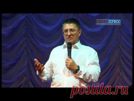Доктор Мясников: публичная лекция в Салехарде