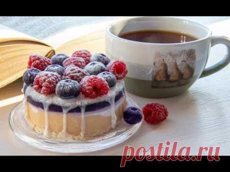 Мыло с Люфой в виде тортика