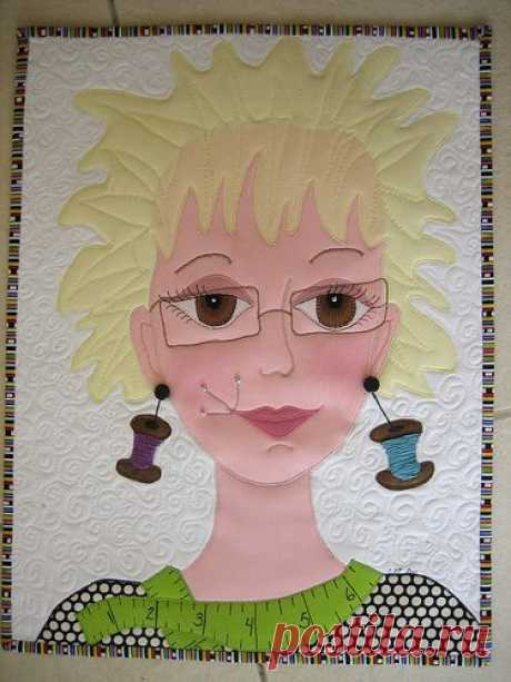 1000+ ideas about Love this lady's quilts! on Pinterest | Quilts Faces/People