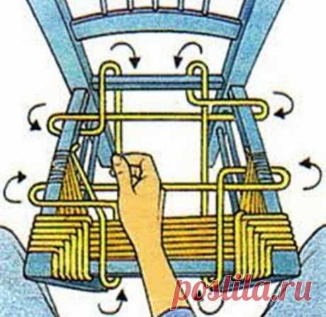 Плетеные сидения банкеток, стульев и не только - Самоделкино - медиаплатформа МирТесен