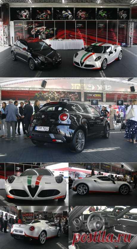 Выслушиваем планы марки Alfa Romeo вРоссии
