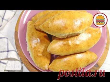 Воздушное сдобное тесто для пирожков на кефире. - YouTube