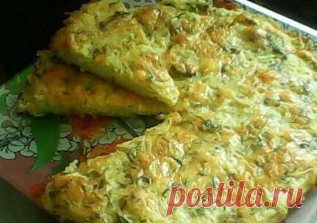 ПИРОГ-ЗАПЕКАНКА ИЗ ТЕРТОГО КАРТОФЕЛЯ С СЫРОМ И ЧЕСНОКОМ  Вкуснючий до безобразия и простой в приготовлении пирог из продуктов, которые всегда под рукой)  Продукты  Картофель (средние клубни) - 6 шт. Яйца - 2 шт. Чеснок - 2 зубчика Майонез - 3-4 ст. л. Сыр твердый - 100 г Укроп сушеный (или другая зелень) - 1 ст.л. Соль - по вкусу Перец – по вкусу Масло - для смазывания формы  Однажды случайно наткнулась на рецепт пирога-запеканки из тертого картофеля, пеку его часто, а теп...
