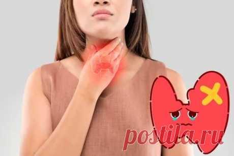 Ошибки, которые могут стать фатальными для щитовидной железы / Будьте здоровы