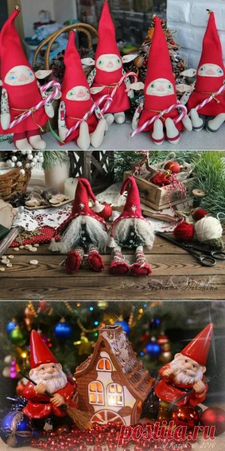 рождественский гномик: 7 тыс изображений найдено в Яндекс.Картинках