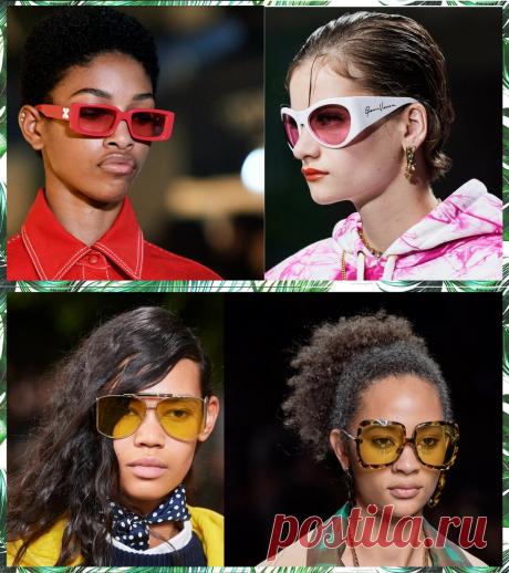 Новые тренды очков этим летом.Есть из чего выбрать   Модный Интерес   Яндекс Дзен