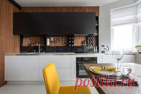 Кухни 12 кв.м встречаются и в типовых панельках, и в сталинских кирпичных домах, и в монолитных новостройках. Смотрите 9 реализованных проектов