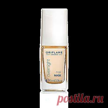 26631 Ночная маска для ногтей - Oriflame cosmetics
