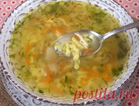 Как приготовить Куриный Суп с Мини Клецками | Диссертация женских дел | Яндекс Дзен