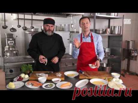 Монастырская кухня (23.10.2016)