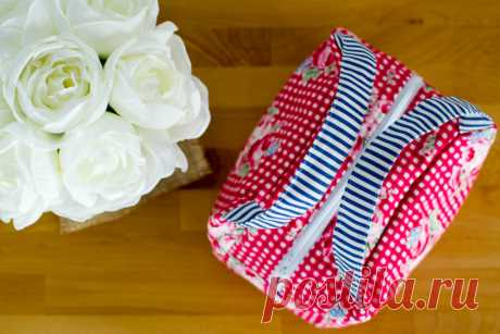 Chubby Lunch Tote - Free Sewing Pattern! — SewCanShe | Free Sewing Patterns and Tutorials