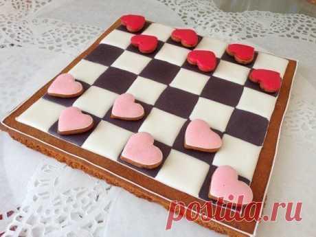 Необычные шашки