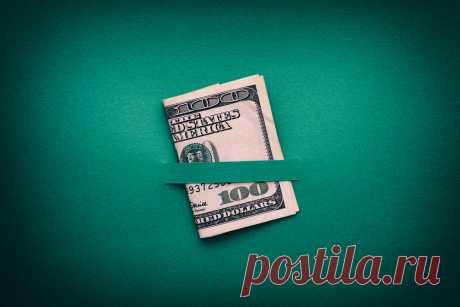 7 точек слива денег
