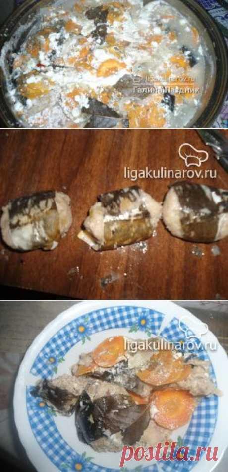 Котлетки из карпа – рецепт с фото от Лиги Кулинаров, пошаговый рецепт