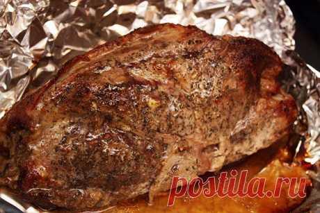 Супер рецепт вкуснейшего мяса — ХОЗЯЮШКА