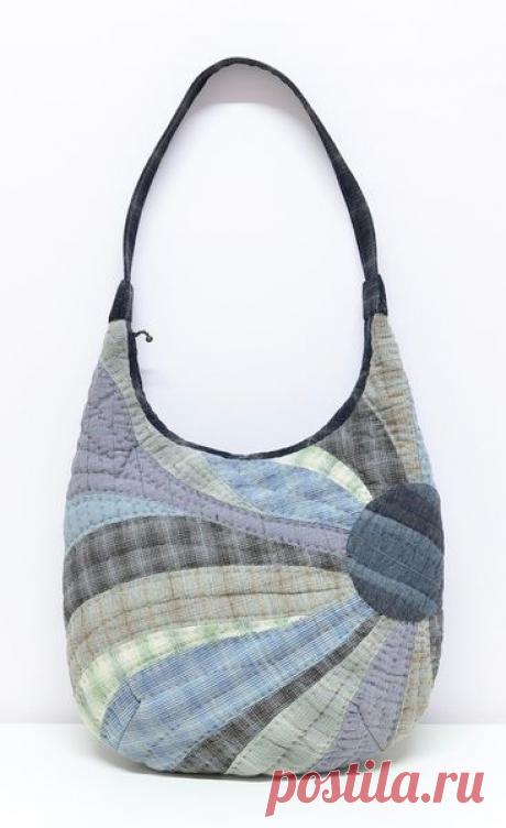 Летняя сумка - с лямкой на плечо. Идеи, варианты,выкройки!