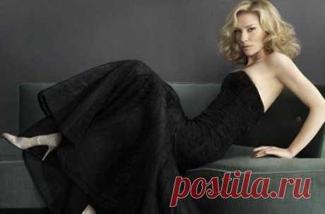 Маленькое черное платье — выбираем по типу фигуры   My Milady
