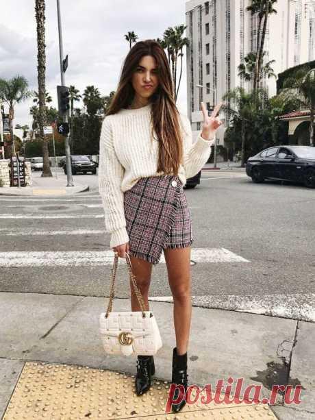 Стильная классика: Твидовые юбки — Digital-журнал The Mood