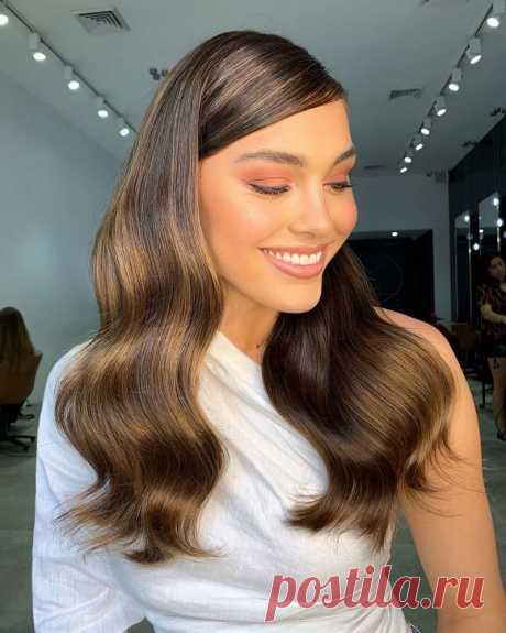 Модные укладки 2020-2021, как красиво укладывать волосы разной длины