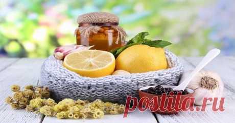 Натуральные средства от гриппа и простуды Читать далее...