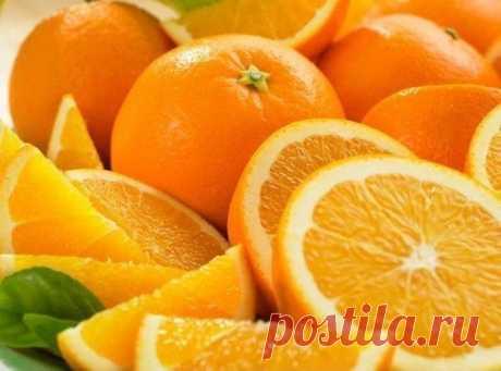 7 секретов апельсина