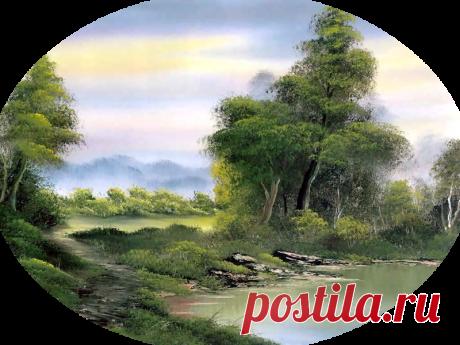 клипарт «пейзажи» png