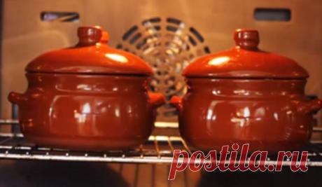 29 потрясающих рецептов как правильно приготовить вкусные блюда в горшочках в духовке